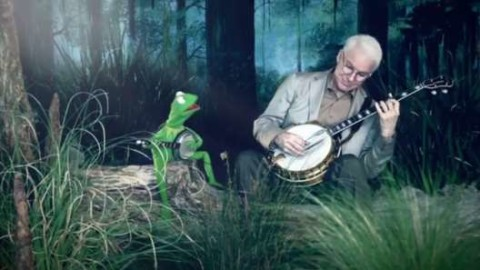 Video | Steve Martin And Kermit The Frog Dueling Banjos