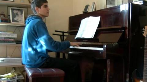 Cover Alert | Teenager Plays Phish Classics Piano Medley