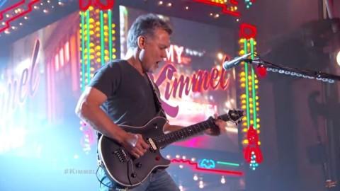 DVR Rewind   Van Halen On Jimmy Kimmel Live - Night Two