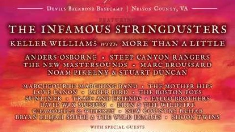 Infamous Stringdusters Announce Festy Experience Lineup