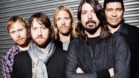 Foo Fighters Unveil New Single - Something From Nothing