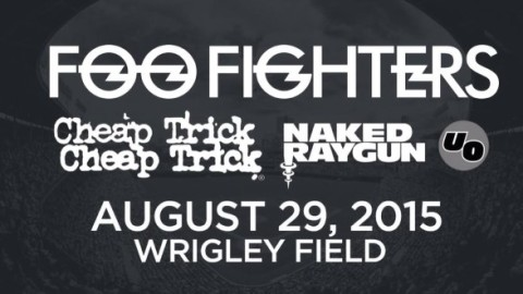 Foo Fighters Confirm Stacked Wrigley Field Lineup