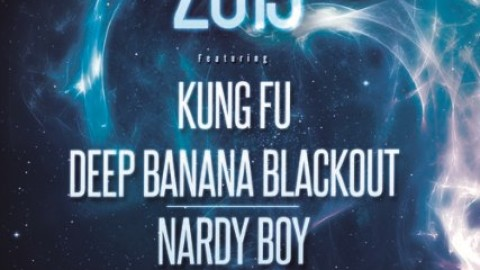 Happy Funkin New Years | Kung Fu & Deep Banana Blackout