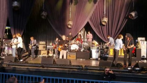 Bob Weir Guests With My Morning Jacket And Wilco At Shoreline