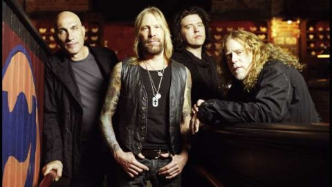 Devon Allman & Luther Dickinson Guest With Gov't Mule