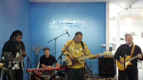 Live at JamBase HQ Episode 15: George Porter Jr & Runnin' Pardners