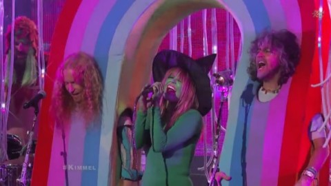 DVR Rewind   Grace Potter & Flaming Lips Cover Beatles