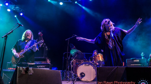 Allman Brothers Welcome Grace Potter And Members Of Nocturnals At Great Woods
