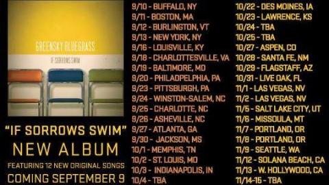 Tour Dates | Greensky Bluegrass Fall Tour