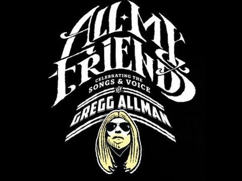Gregg Allman Tribute CD/DVD Set Due In May