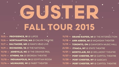 Tour Dates | Guster Announces Fall Tour