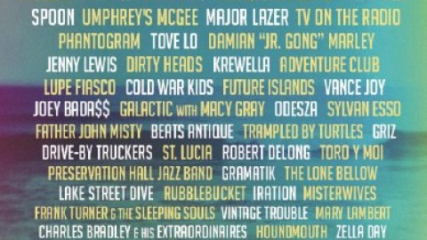 Hangout Music Fest 2015 Lineup Additions Announcement
