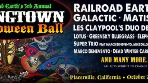 Railroad Earth Festival News | Horn-O-Plenty And Hangtown