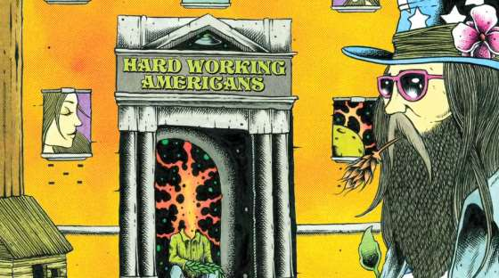 Stream | Listen To Hard Working Americans Album Early