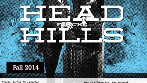 Tour Dates | Head For The Hills Fall Tour