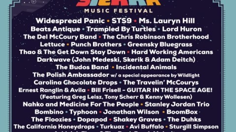 High Sierra Music Festival Announces Artist Playshops