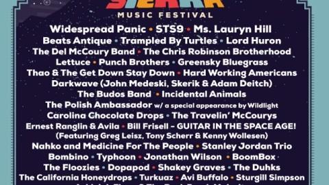 High Sierra Music Festival Announces Artist Additions