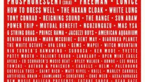 Hopscotch Music Festival 2014 Partial Lineup