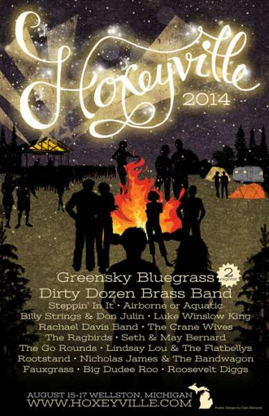Greensky Bluegrass To Headline Hoxeyville 2014