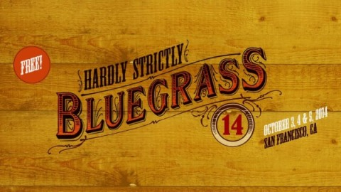 Full Hardly Strictly Bluegrass Lineup Announced