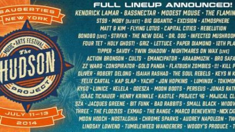 The Hudson Project Reveals Full Lineup