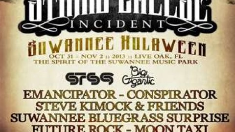 String Cheese Incident Adds Bands To Suwannee Hulaween