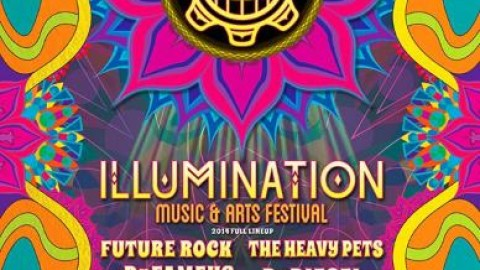 Illumination Music & Arts Festival | Future Rock