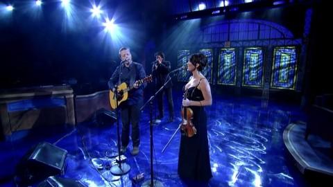 DVR Rewind   Jason Isbell & Amanda Shires On Letterman