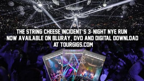 Exclusive Premiere | String Cheese Incident - It Is What It Is