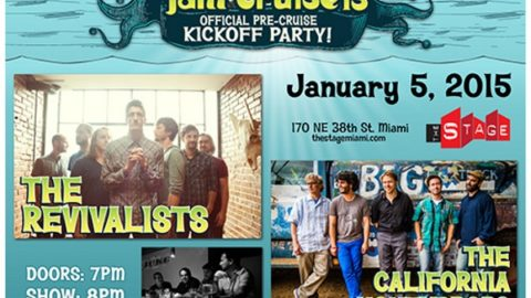 Jam Cruise News | Kickoff Party & Road To Jam Cruise