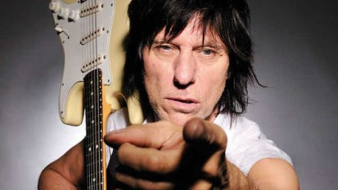 Jeff Beck To Play Three Shows Without ZZ Top