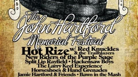 John Hartford Memorial Festival Reveals 2015 Lineup