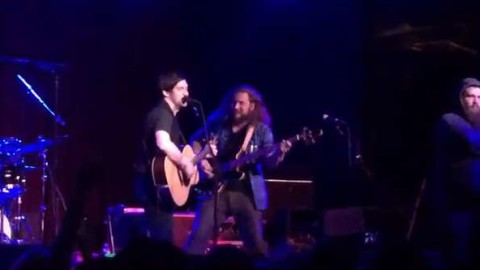 Jim James Guests With Conor Oberst & Dawes In Lexington