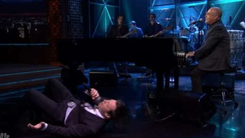 DVR Rewind | Jimmy Fallon Lives A Dream With Billy Joel