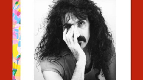 Frank Zappa Joe's Camouflage Available For Ordering