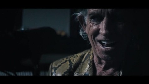 Official Video | Keith Richards - Trouble