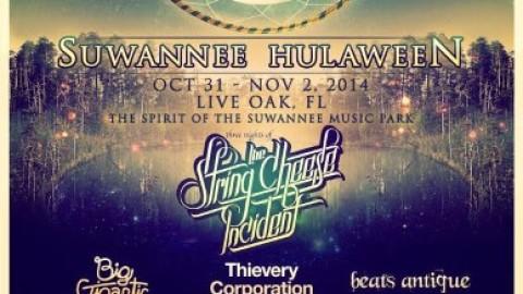 Keller Williams & Friends Added To Suwannee Hulaween