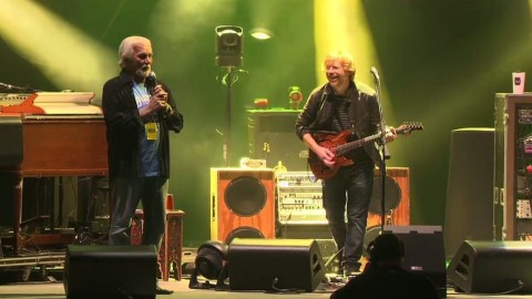Kenny Rogers Discusses Singing With Phish At Bonnaroo