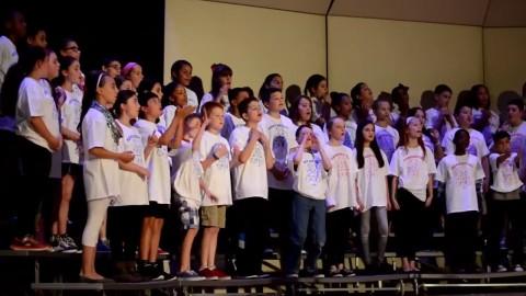 Video | Elementary School Kids Sing Ripple