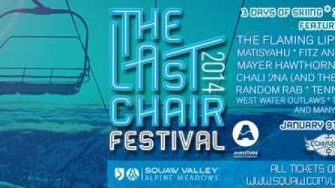 Last Chair Festival   Flaming Lips