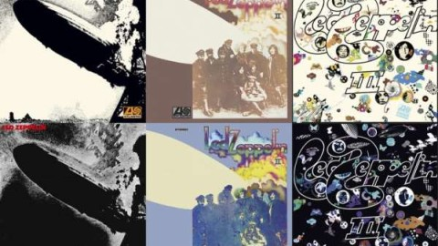Led Zeppelin To Issue Deluxe Editions Of First Three Albums