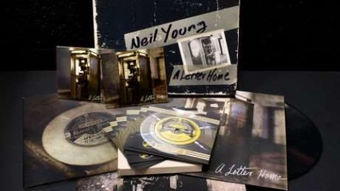 Neil Young Releases A Letter Home Box Set