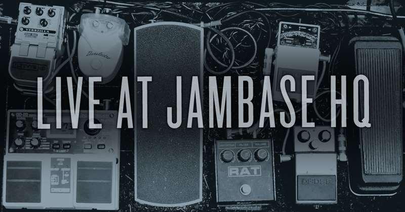 Live at JamBase HQ Episode 18 | Rubblebucket