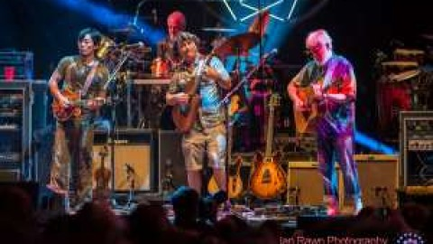 Review & Photos   Lockn' Festival - Day One   Virginia