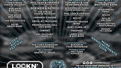 Lockn' To Host Only Furthur Performance Of Summer