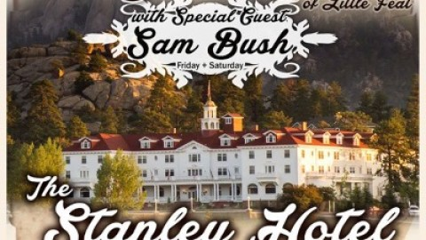 Leftover Salmon Announces Weekend At The Stanley Hotel