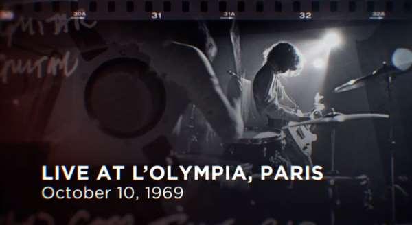 Led Zeppelin Shares Taste Of Unreleased 1969 Show
