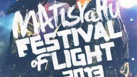 Tour Dates   Matisyahu Festival Of Light 2013