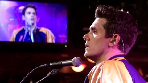 DVR Rewind   John Mayer Covers American Pie On Letterman