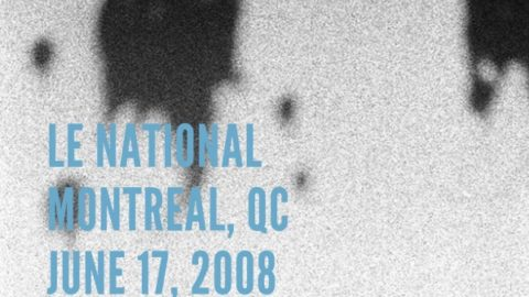 New My Morning Jacket Live Archival Release | Montreal 2008